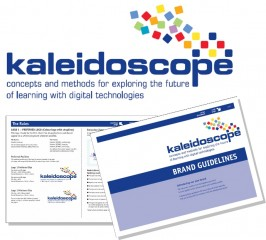 BRAND: Corporate ID / brand guidelines: Kaleidoscope