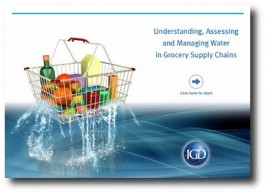 E-COMMS / PRINT: Interactive PDF: IGD water resource report