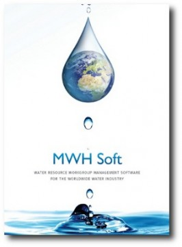 PRINT: Product & services catalogue / Corporate brochure: MWH