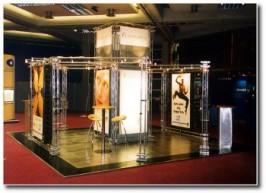 EXPERIENTIAL: Trade show stand: Novartis Pharmaceuticals