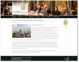 E-MARKETING: Website: The Guild of Entrepreneurs