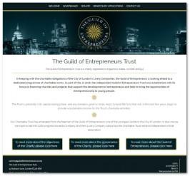 E-MARKETING: Website: The Guild of Entrepreneurs Trust