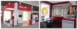 EXPERIENTIAL: Trade show stands: SwissCell at The AntiAgeing Show
